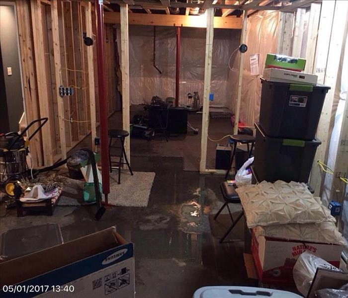 Sump pump failures during storms