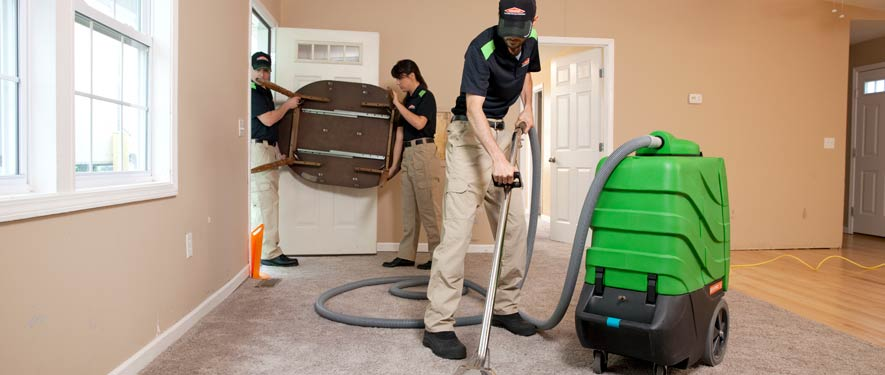 Jacksonville, IL residential restoration cleaning